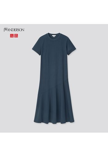 Vestito Jw Anderson Cotone Maniche Corte Donna