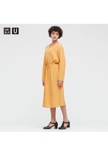 Vestito Uniqlo U Rayon Brillante Donna