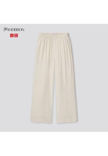 Pantaloni Jw Anderson Easy Gamba Larga Donna