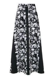 Margarida printed maxi skirt