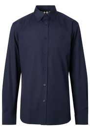 Monogram Motif slim-fit shirt