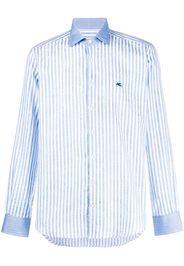 striped regular-fit shirt