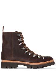 Brady leather hiking boots