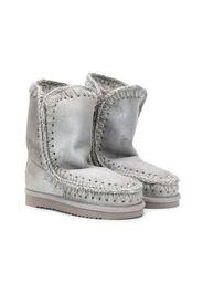 Mou Kids Dusil Eskimo boots - Grey