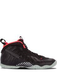 Nike Kids TEEN Little Posite Pro sneakers - Black
