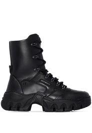 Boccaccio II lace-up boots