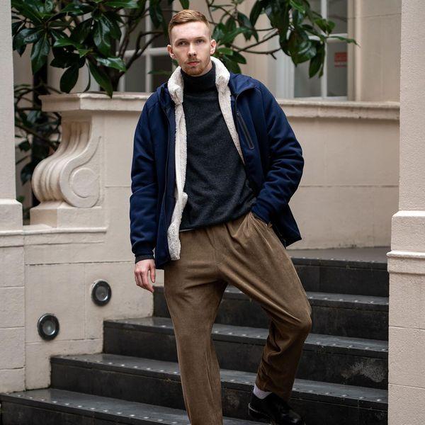 I maglioni più caldi per lui sono in saldo