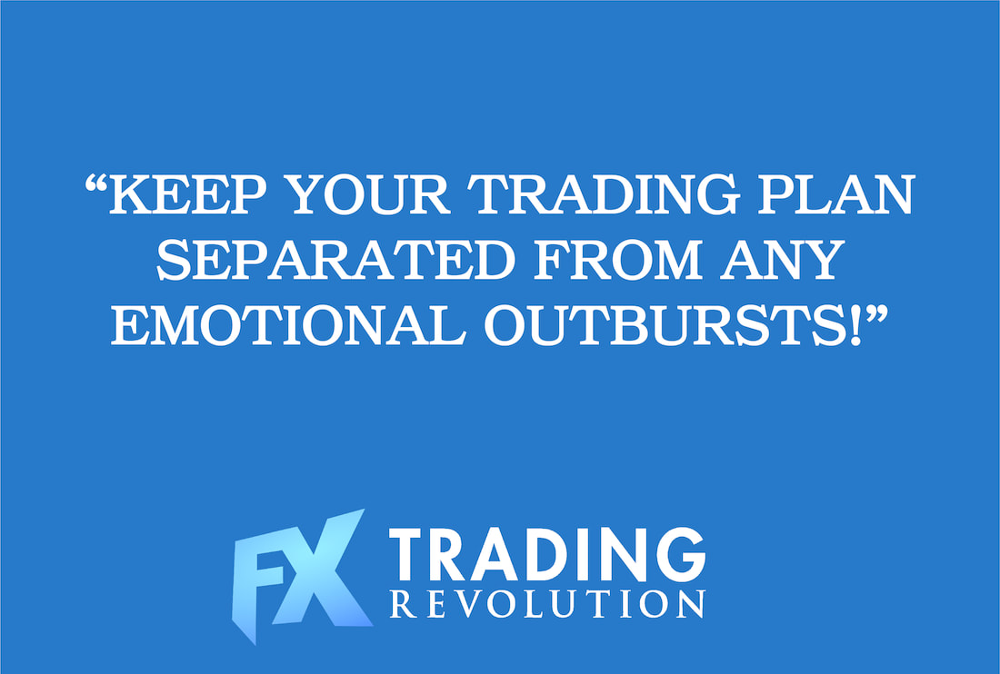Forex Psychology: Learn to keep a distance between your trading plan and emotional outbursts