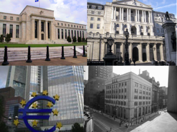 Central Bank interventions Forex Trading currencies
