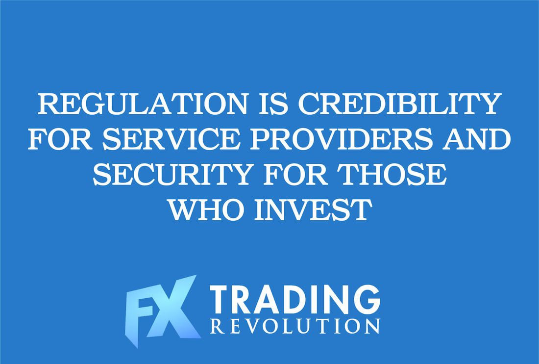 Forex regulation security credibility