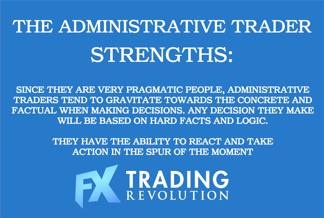 Forex Trading: The Administrative Trader Strengths