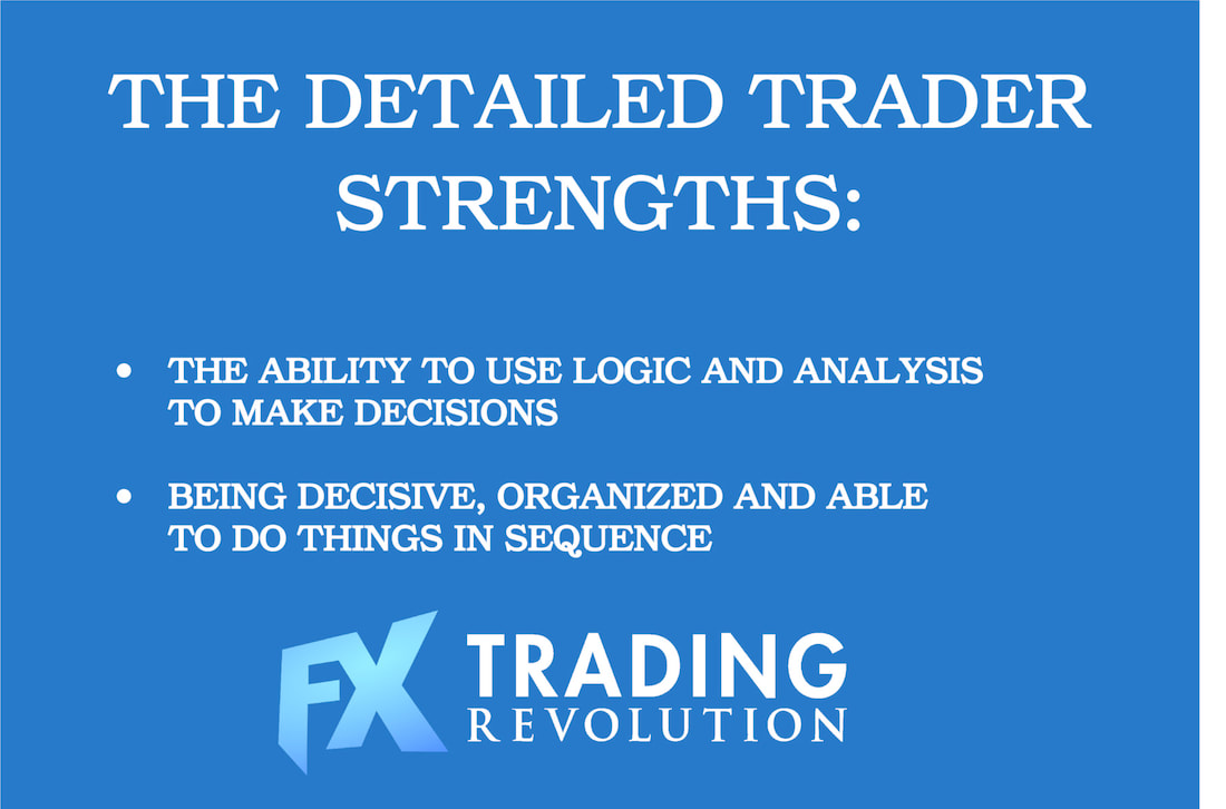 The Detailed Trader Strengths