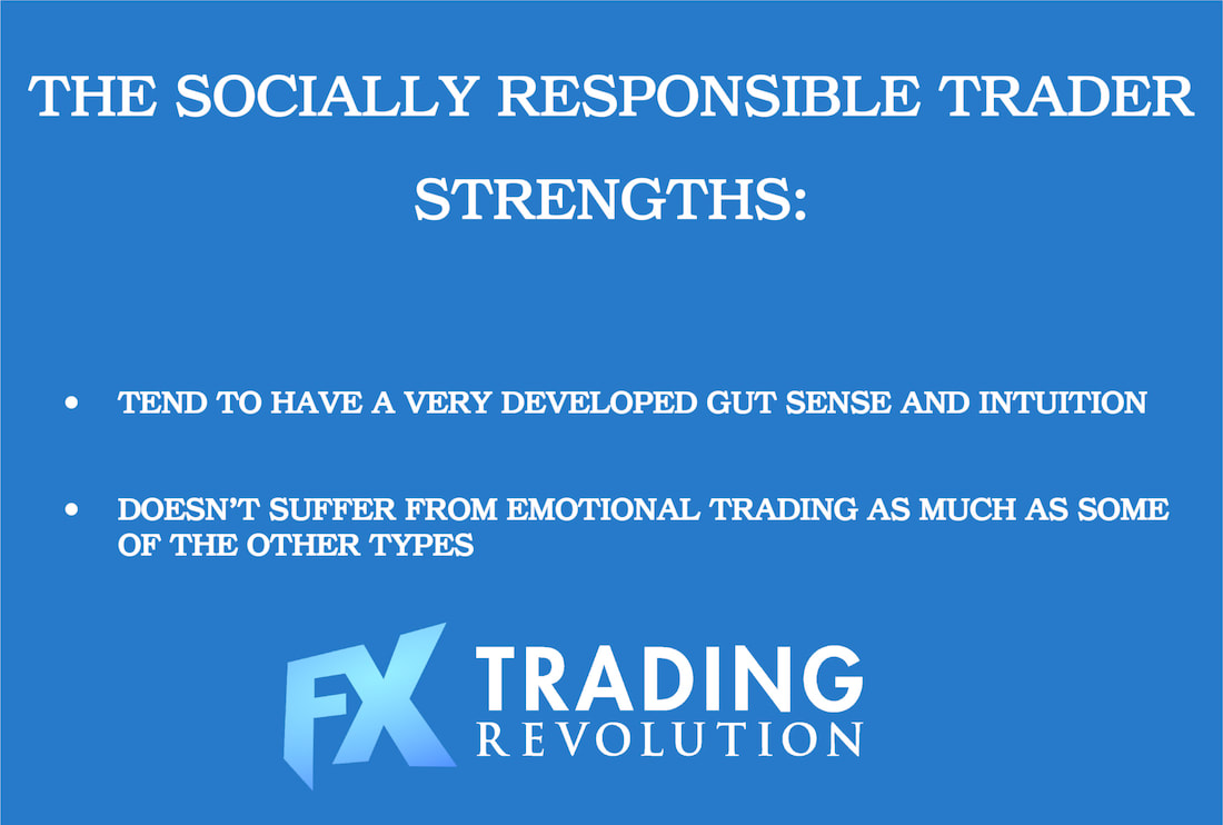 Socially Responsible Trader Strengths