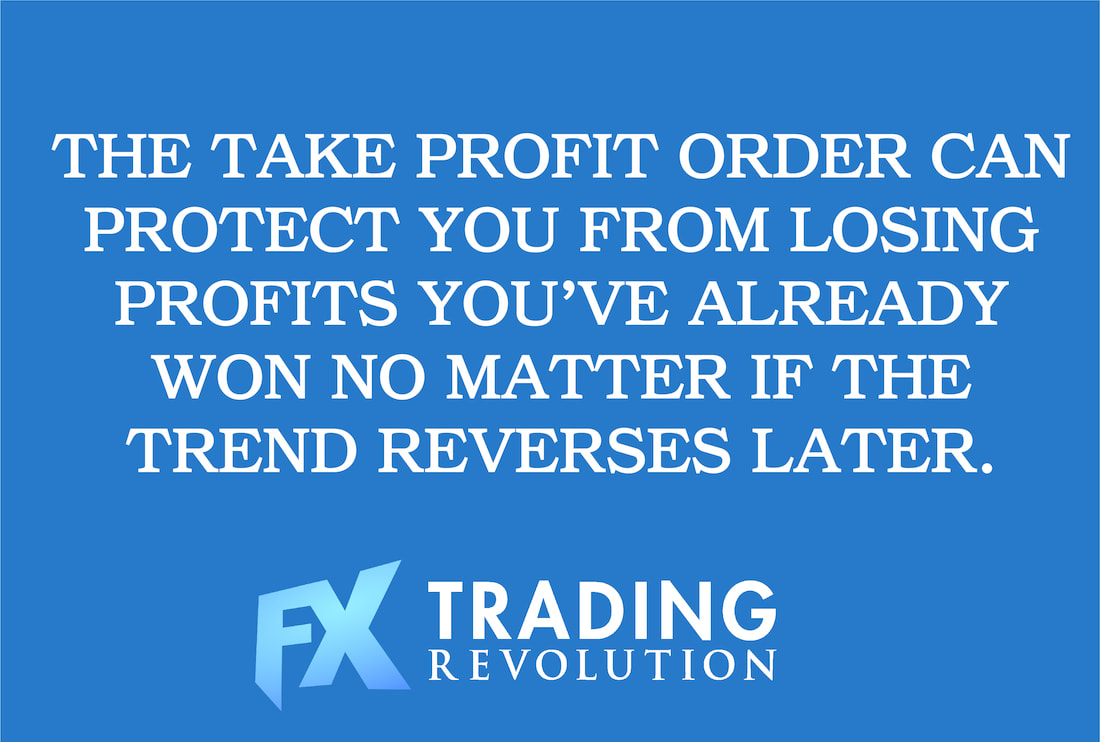 Take Profit in Forex Trading