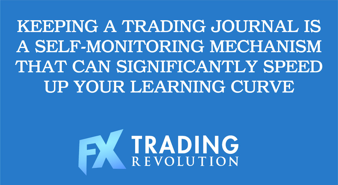 Forex trading journal learn improve