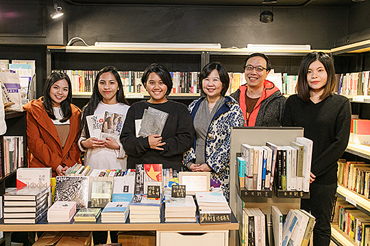 【一起夢想CSR@天下】贊助書店,圖的是甚麼?
