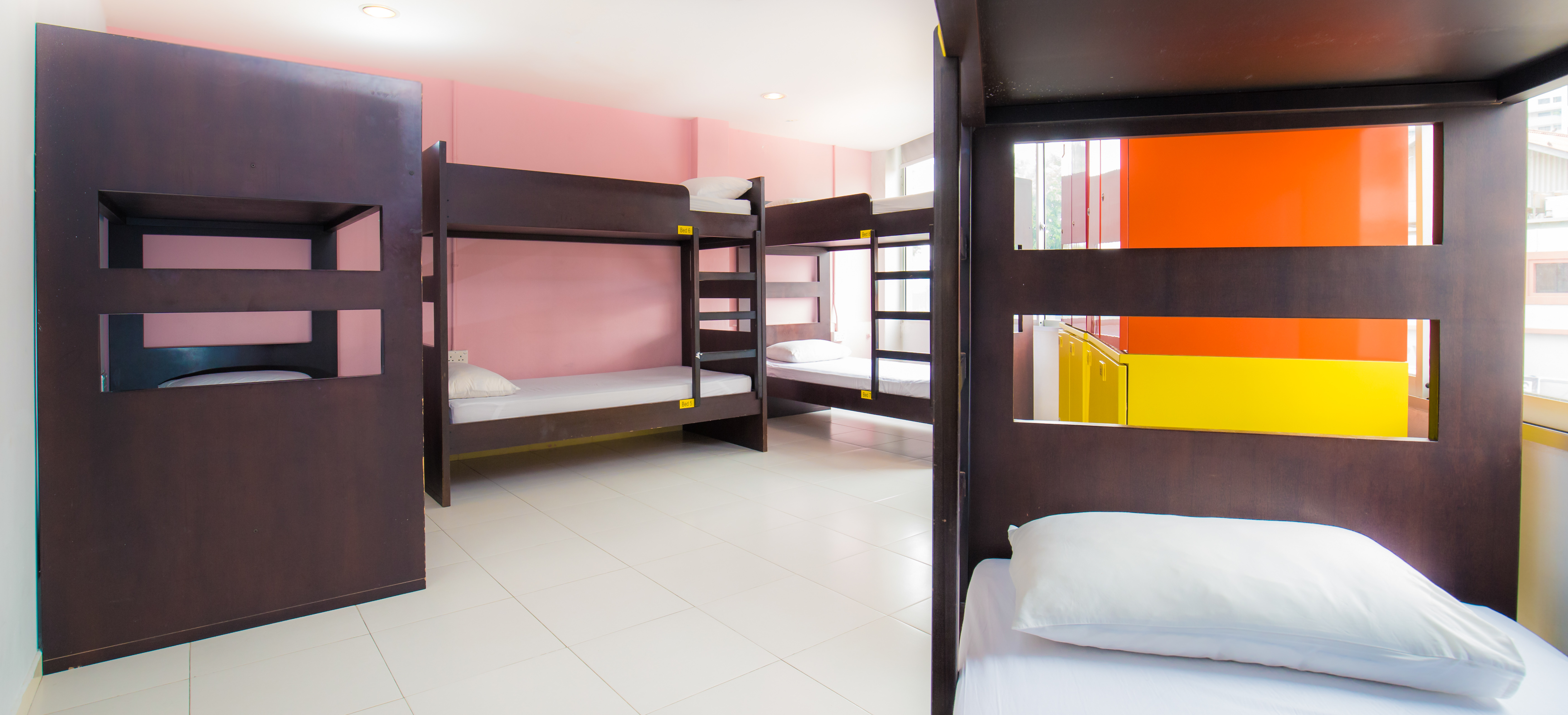 8 Bed Example