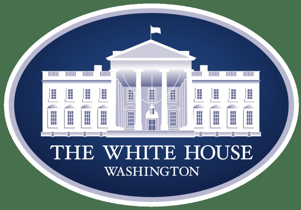US White House Logo