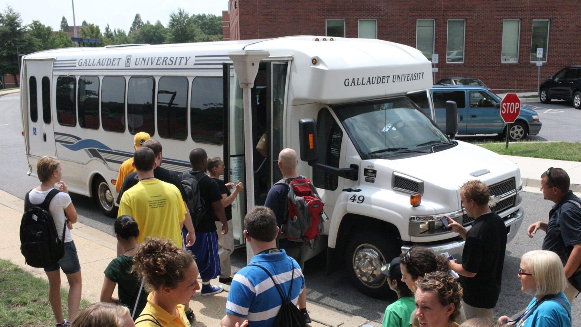 GU Shuttle Bus