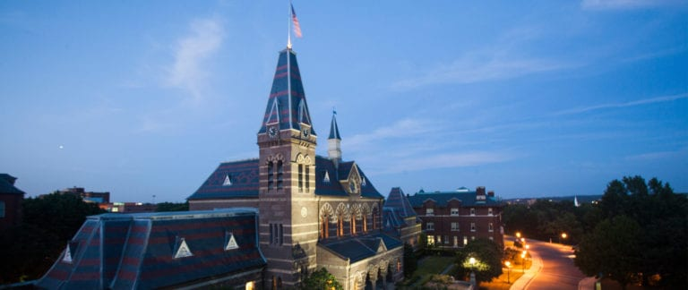 About Gallaudet University