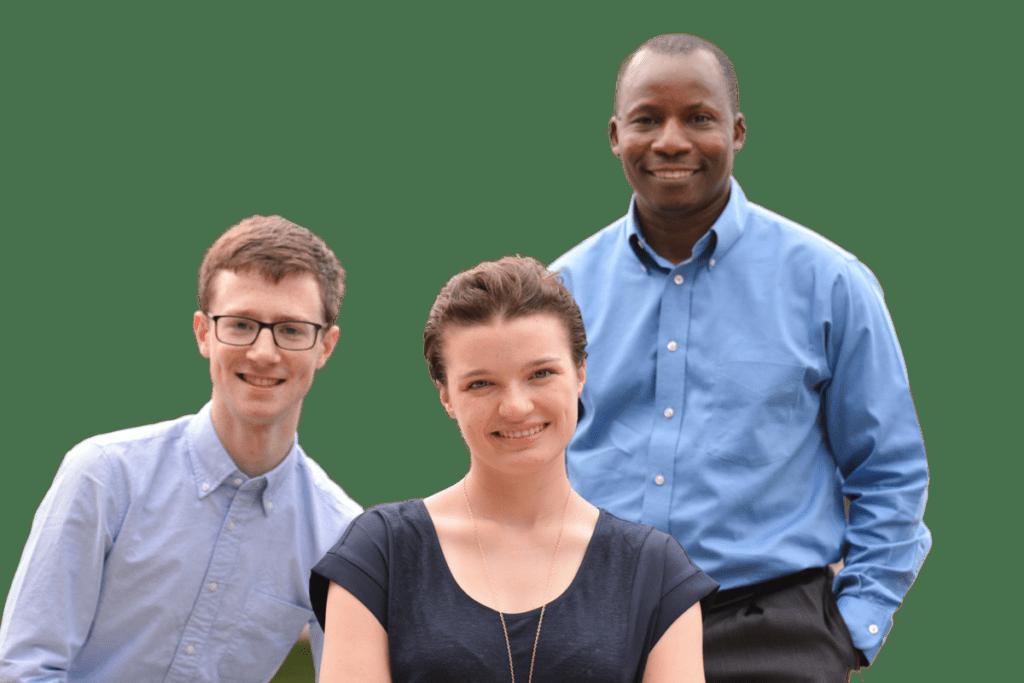Three GU Students