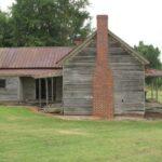 Original workers' residence at Garner Road School