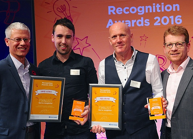 British Gypsum Recognition Award
