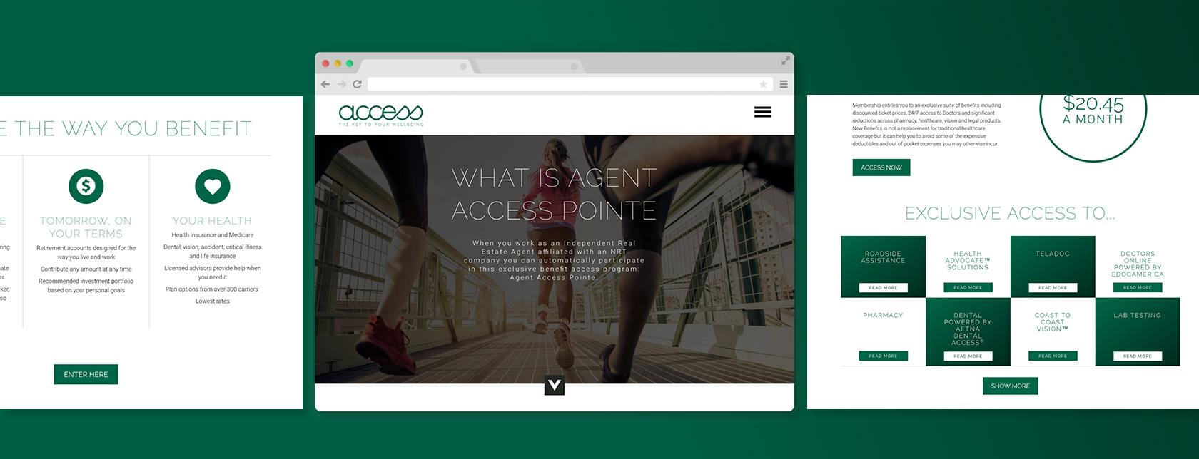 A premium digital benefits portal for independent agents