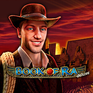 Book of Ra Deluxe thumbnail