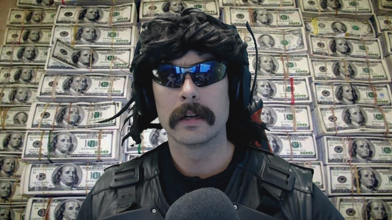 Here's How Much Dr. Disrespect's Beast Of A Gaming PC Costs