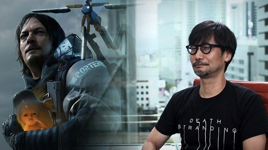 """Hideo Kojima Doesn't Think The New Death Stranding Upgrade Is A """"Director's Cut"""""""