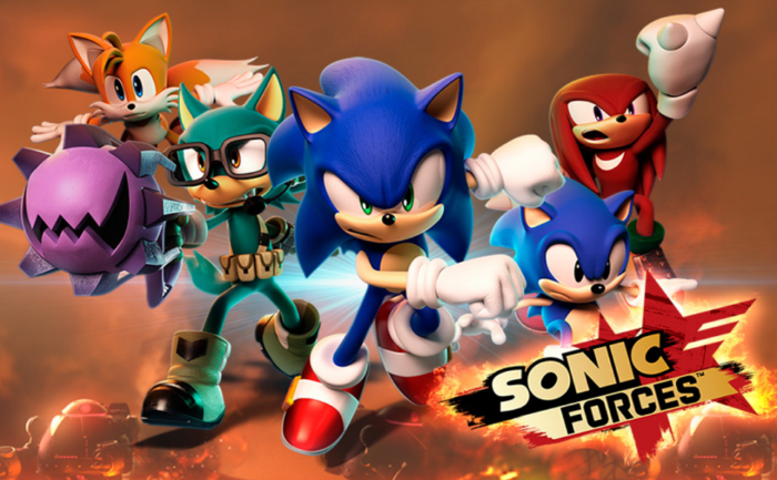 New Sonic Game Forces