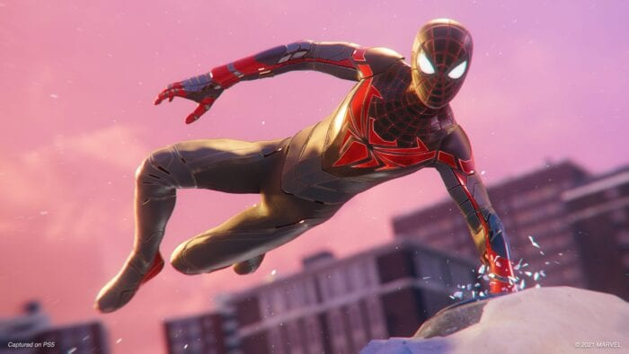 spider-man miles morales new suit