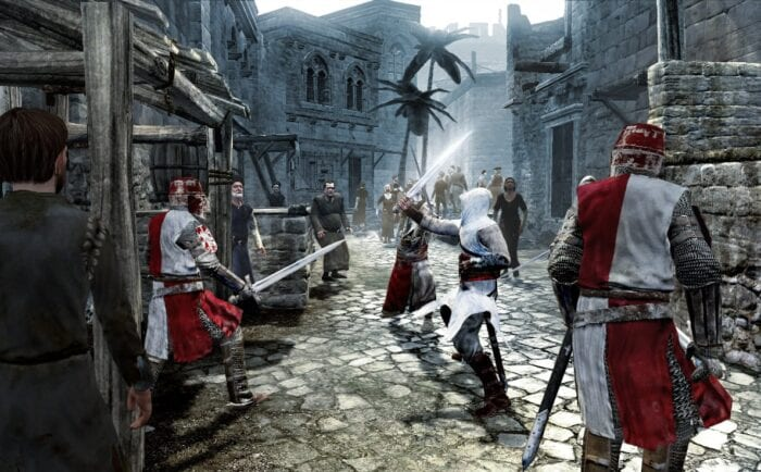 first assassin's creed game