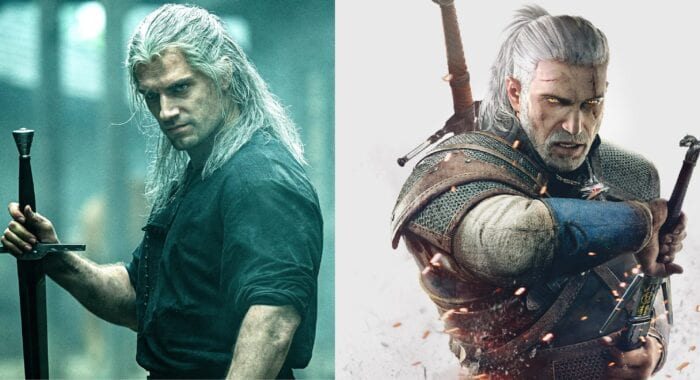 The Witcher 3 Netflix Game
