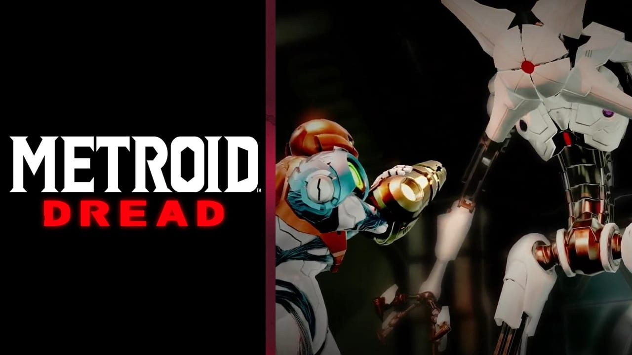 Metroid Dread Is Alien Isolation Meets Metroid And It Is Out This Year