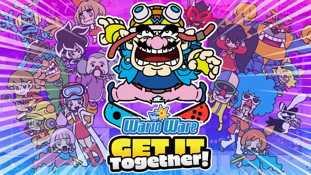 WarioWare Is Coming To Nintendo Switch This September