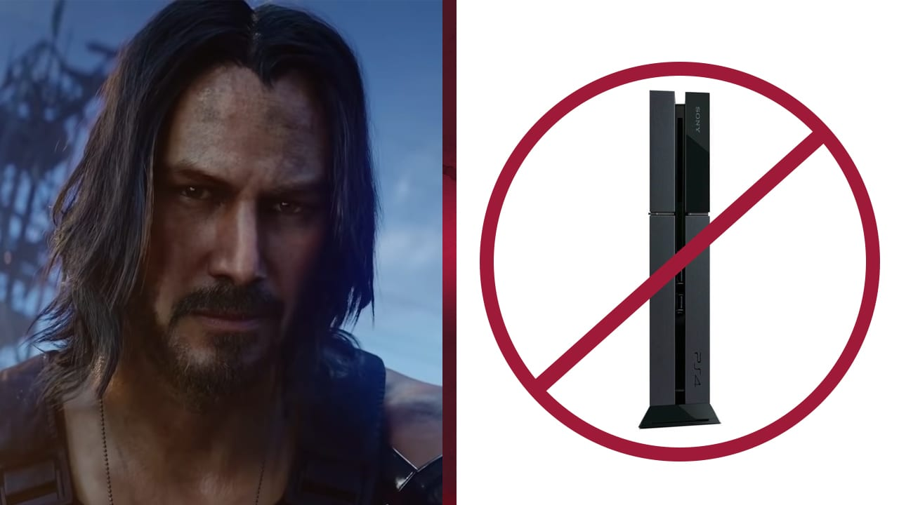 CD Projekt Red Recommends Not Playing Cyberpunk 2077 On Base PS4