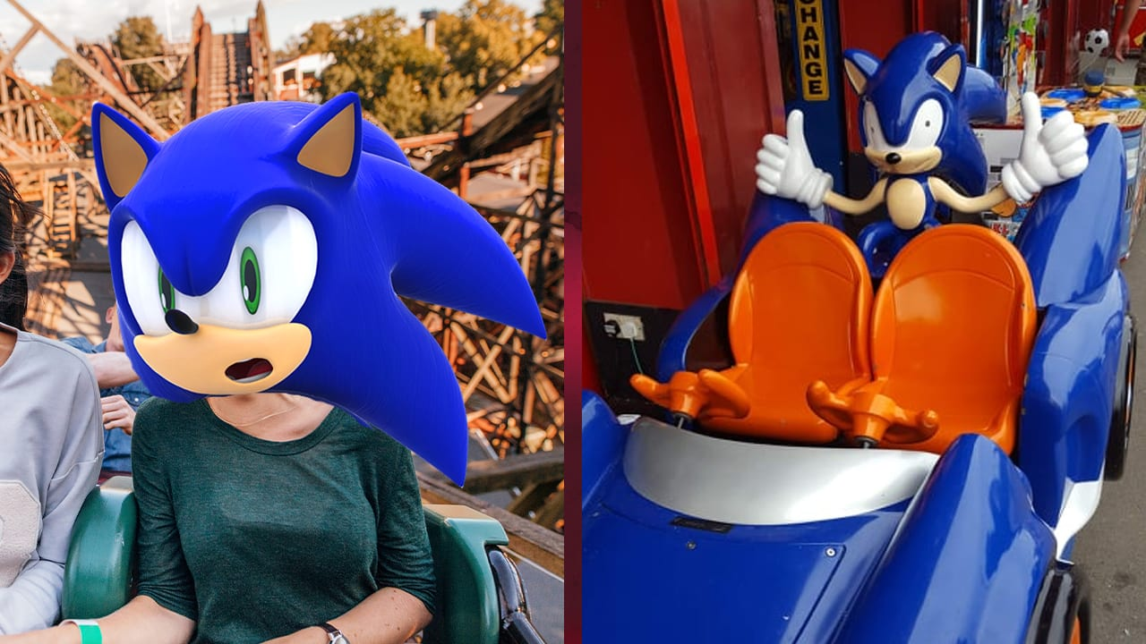 A Sonic The Hedgehog Theme Park Could Become A Reality