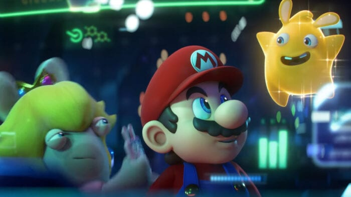 Mario and Rabbids Sparks of Hope