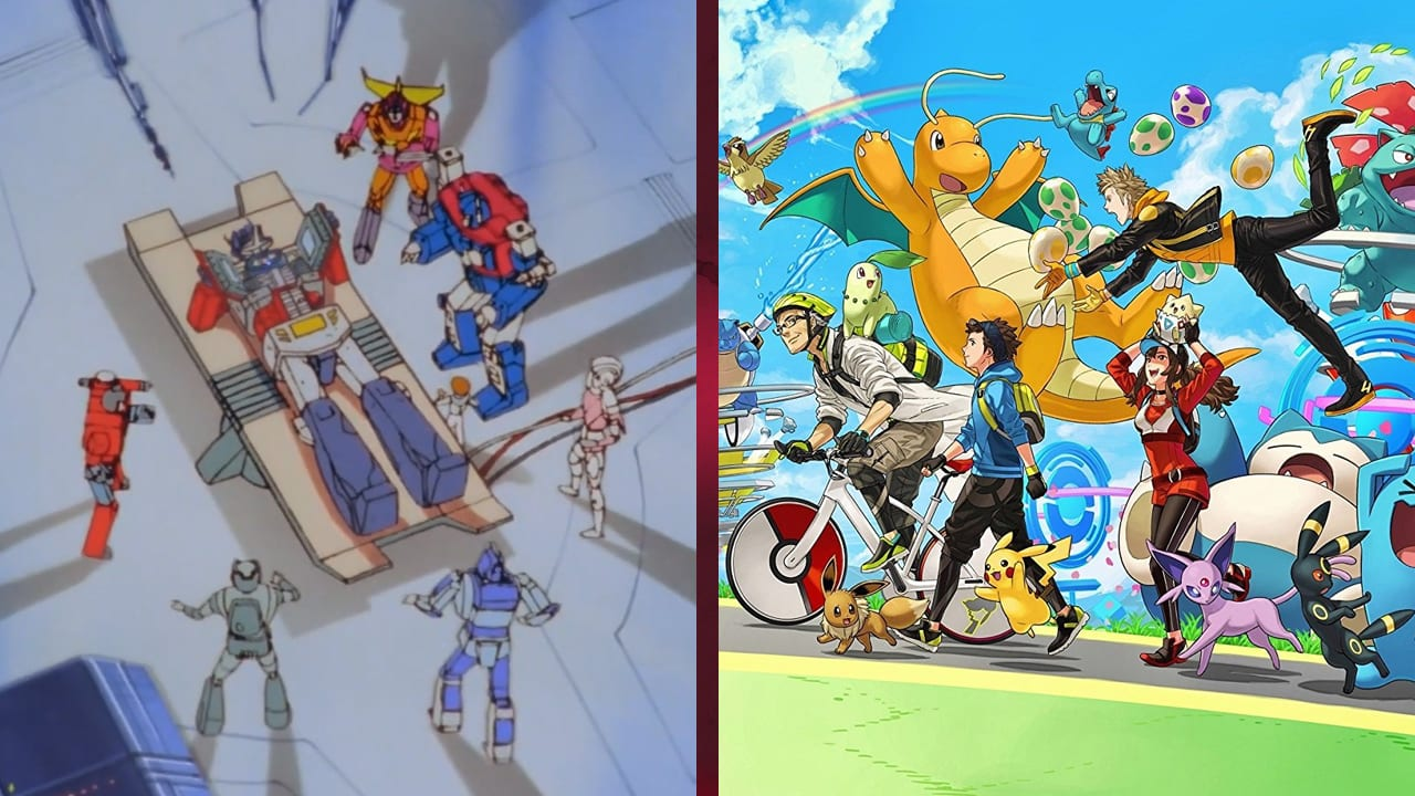 Transformers Meets Pokemon Go In New Game From Niantic