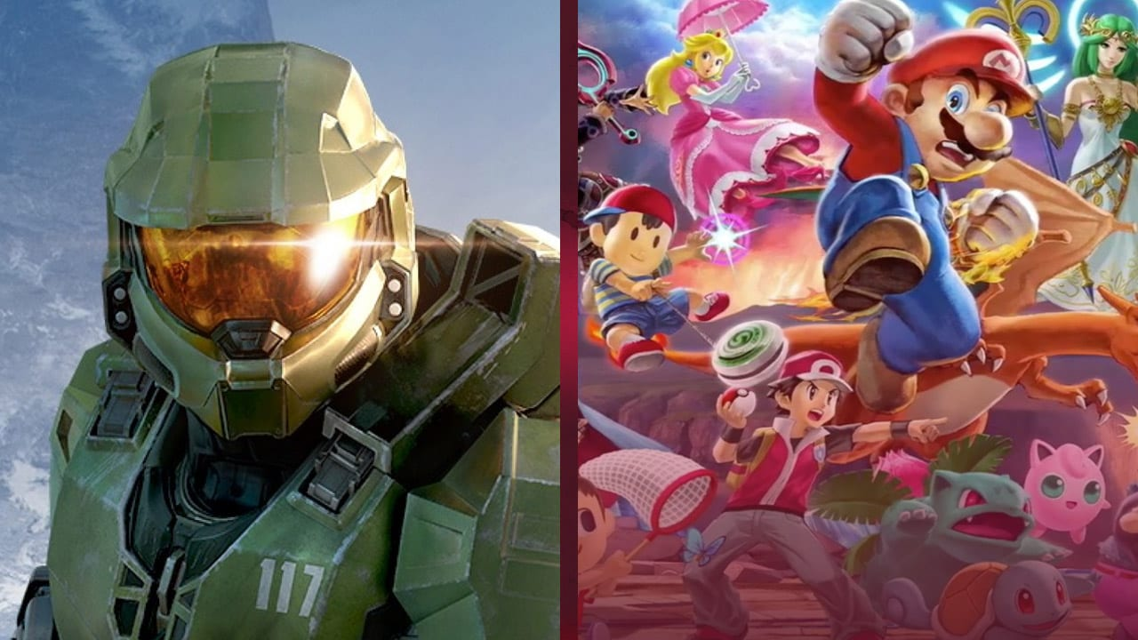 343 Industries Wants Master Chief In Super Smash Bros. Ultimate