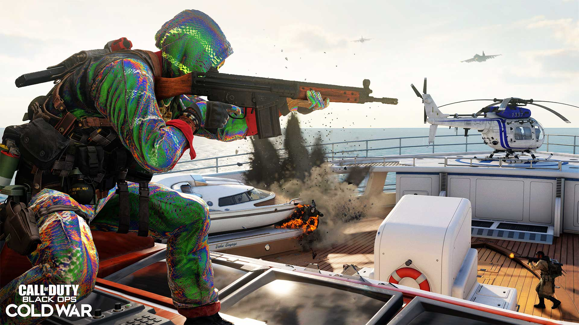 Call Of Duty: Warzone Finally Gets 120 FPS Boost On PS5