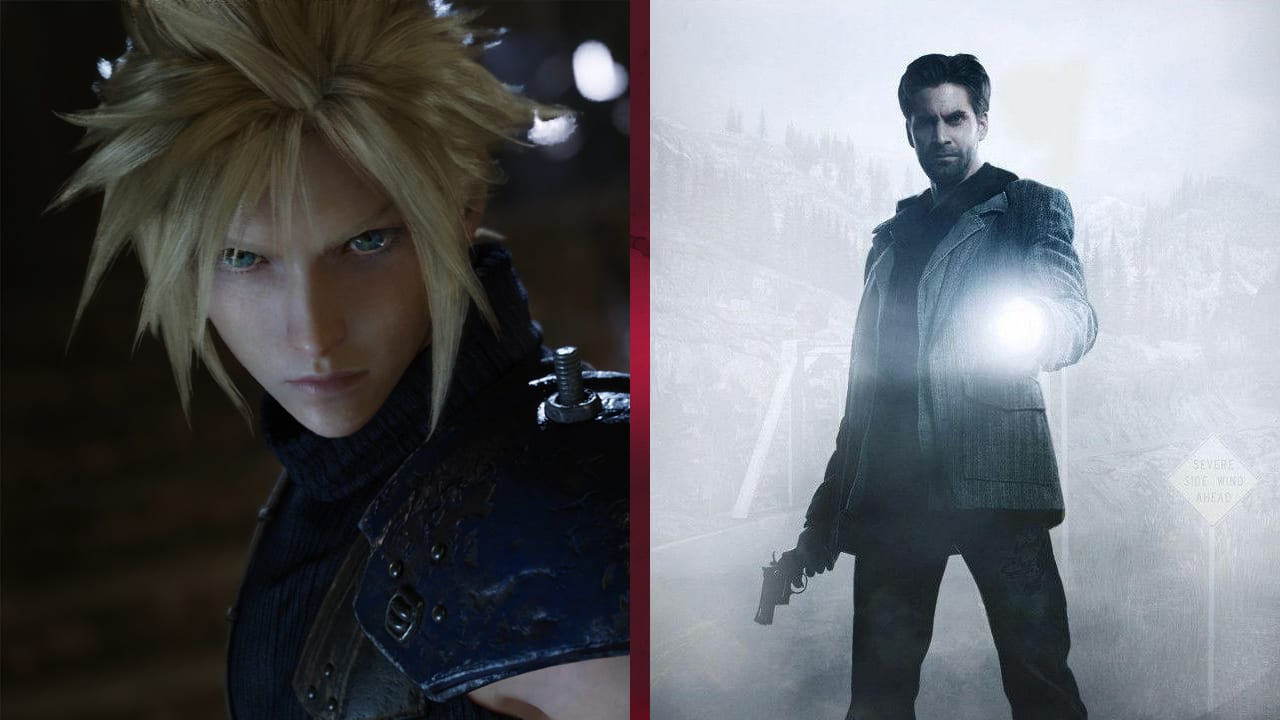 Alan Wake Remaster And FF7 Remake Could Be Coming To PC