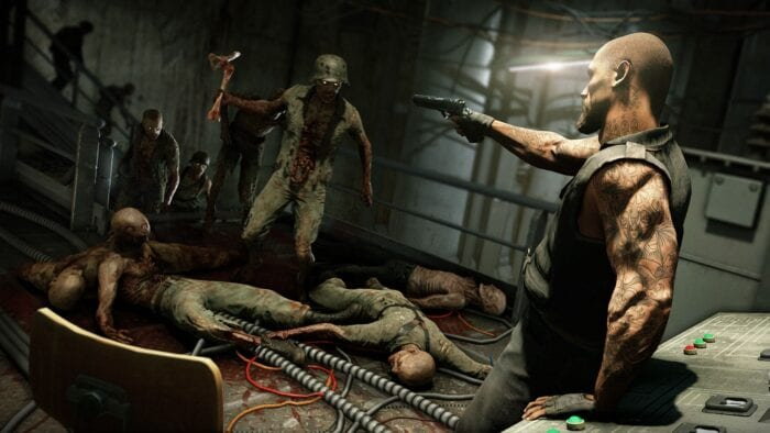 Zombie Army 4 Left 4 Dead