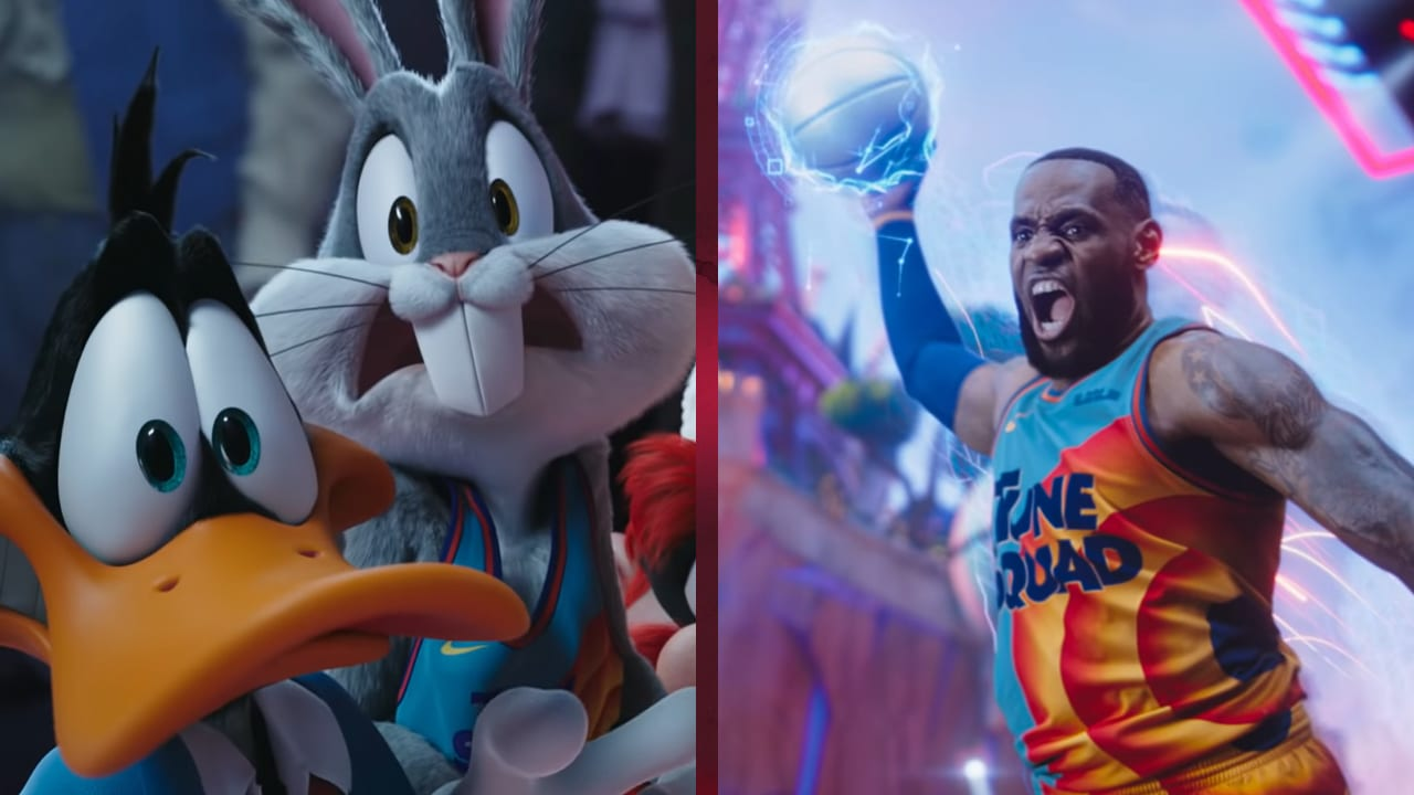 A New Space Jam Game Is On The Way And It's Out Soon