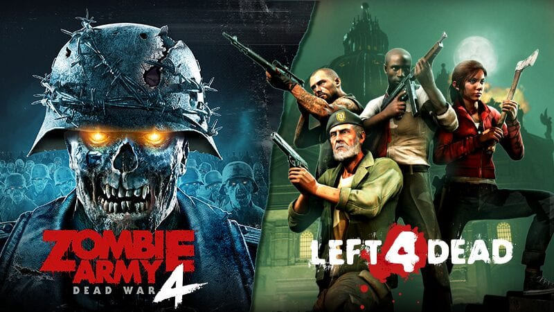 Left 4 Dead Is Back Thanks To A Zombie Army 4 Free DLC Drop