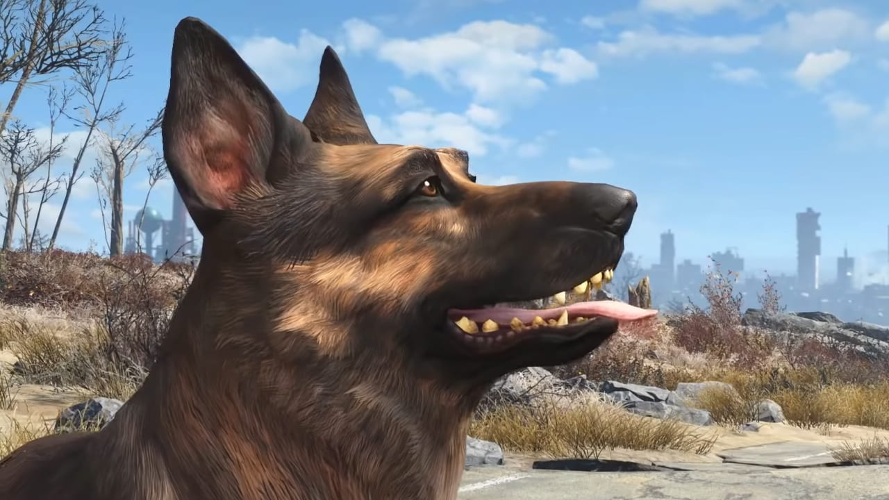 Microsoft & Bethesda Donate To Charity In Honour Of Dogmeat Inspiration