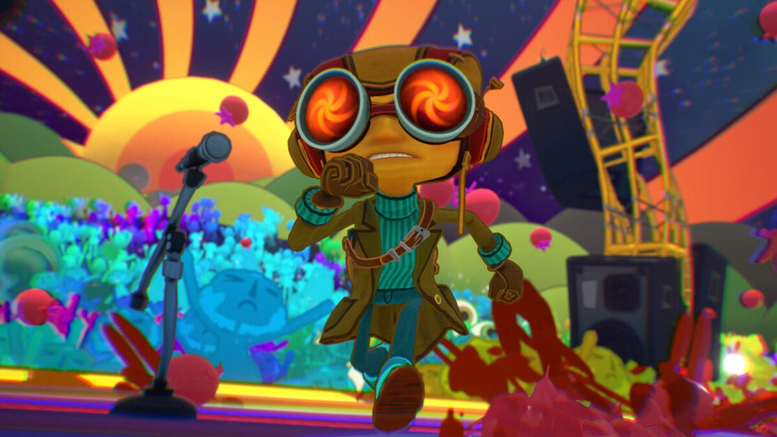 Psychonauts 2 Has An Invincibility Toggle, 'All People Should Be Able To Enjoy Games'