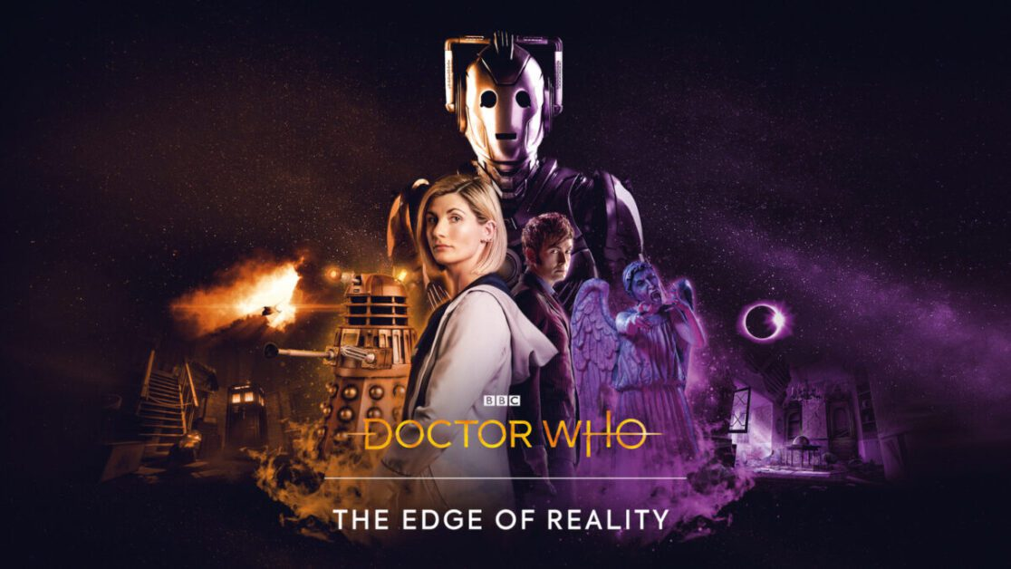 Jodie Whittaker and David Tennant Unite For New Doctor Who Adventure Game